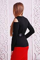 Женский пиджак  из французского трикотажа