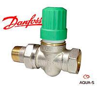 Клапан динамический радиаторный термостатический  прямой с предварительной настройкой Danfoss RA-DV 15