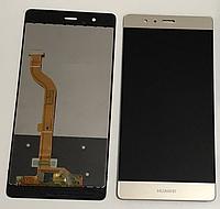 Оригинальный дисплей (модуль) + тачскрин (сенсор) для Huawei P9   EVA-L09   EVA-L19   EVA-L29 (золотой цвет)