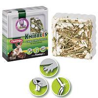 Мінеральний камінь Karlie-Flamingo Knibbles Alfalfa для гризунів з люцерною, 70 г
