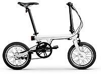 Электровелосипед складной Xiaomi MiJia QiCycle Folding Electric Bike EF1 White
