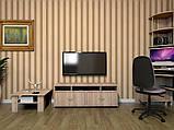 Тумба под телевизор Плазма для дома, низкая и длинная, фото 3