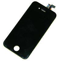 Дисплей для Apple iPhone 4 4g с сенсорным экраном black Original