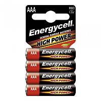Батарейки Energycell - High Power ААА R03 1.5V 4/60/2400шт