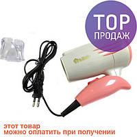 Фен Foldable Domotec MS-1410 1400W / прибор для ухода за волосами