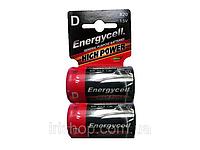 Батарейки Energycell - High Power D R2O 1.5V 2/12/288шт