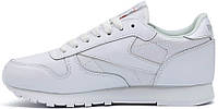 Женские кроссовки Reebok Classic Leather Wrap Ridged White
