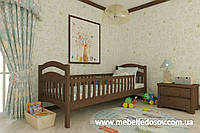 Кровать Жасмин Люкс односпальная 90 (Мебигранд/Mebigrand) 970х1980(2080)х860мм
