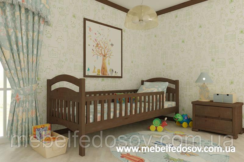 кровать односпальная жасмин люкс