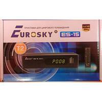 Ресивер Т2 Eurosky Es-15, фото 1