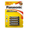 Батарейки Panasonic - Alkaline Power ААА LR03 1.5V 4/48/240шт