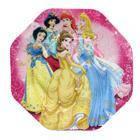 Бумажные тарелки диам.18см Принцессы уп. 10шт