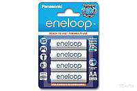Аккумуляторы Panasonic - Eneloop АА HR6 Ni-MH 1900mAh 1.2V 4/20/200шт