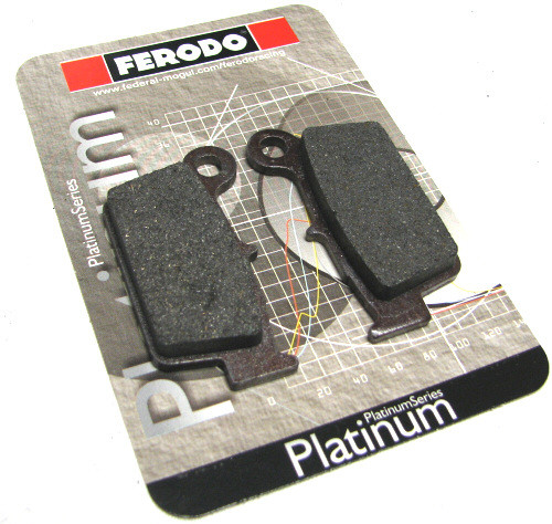 Комплект тормозных колодок Ferodo FDB2162P