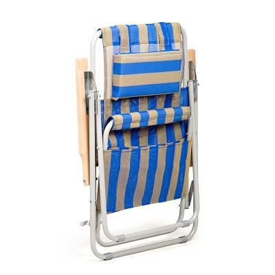 Кресло-шезлонг Ясень синий (Time Eco TM), фото 2