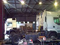 Капитальный ремонт двигателей грузовых автобилей МАN