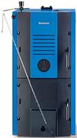 Котлы чугунные твердотопливные автоматические Buderus Logano G221-25 A left UA
