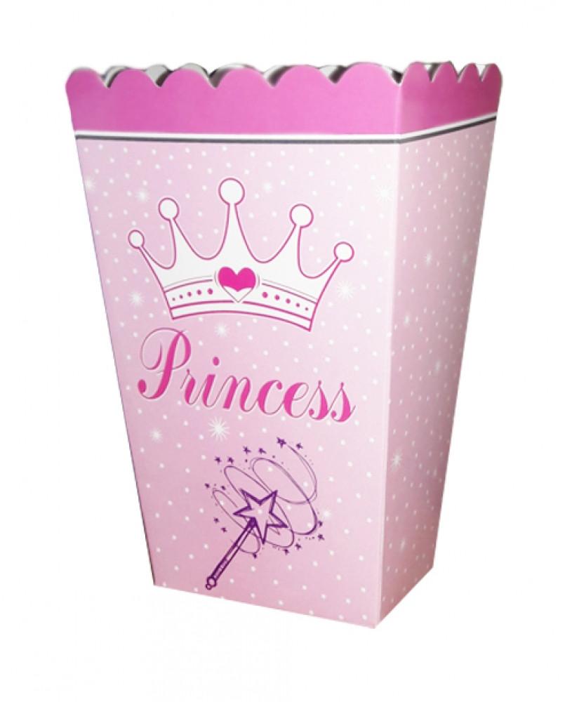 Коробочка для попкорна Princess