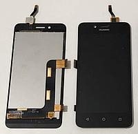 Оригинальный дисплей (модуль) + тачскрин (сенсор) Huawei Y3 II 3G LUA-U03 LUA-U22 LUA-U23 LUA-L03 (черный)