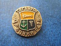 Значок Таганрог Древний герб