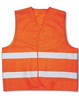 Жилет дорожный ХXL WJ401 Carlife оранжевый