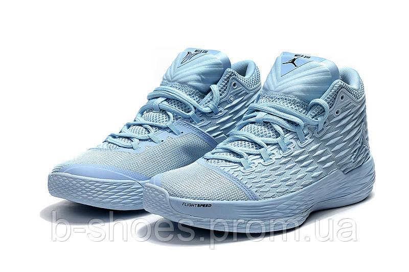 Мужские кроссовки Air Jordan Melo 13 (Ice Blue)