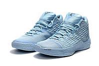Мужские кроссовки Air Jordan Melo 13 (Ice Blue), фото 1