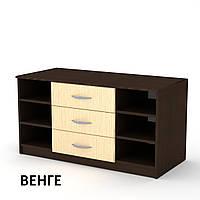 Модульная мебель под телевизор ТВ-2 МДФ, с шухлядками