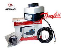 Электропривод импульсный для управления 3-ходовыми клапанами в системах отопления Danfoss AMB 162