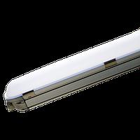 Линейный LED светильник MAXUS 72W яркий свет 1,5 м (LN-258-AL-03-M)