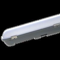 Линейный LED светильник MAXUS 50W яркий свет 1,5 м (LN-258-PL-03)