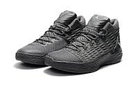 Мужские кроссовки Air Jordan Melo 13 (Grey), фото 1