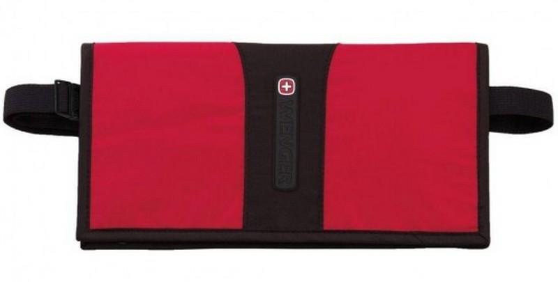 Дорожный кошелек на пояс Wenger WE6076RE красный