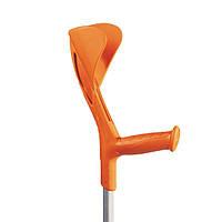 Костыль подлокотный (оранжевый) Herdegen Fun