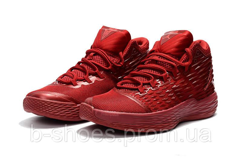 Мужские кроссовки Air Jordan Melo 13 (All-Red)