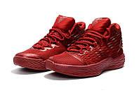 Мужские кроссовки Air Jordan Melo 13 (All-Red), фото 1