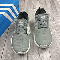 Женские кроссовки Adidas Weltmarke (Адидас Велтмарке )  Серый