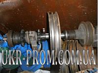 Контрпривод на зернометатель ЗМ-60