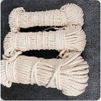 Веревка х\б №10 (50) крученная