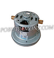 Двигатель (мотор) для пылесоса Bosch, 1800W с бортиком D=137мм  h=125мм