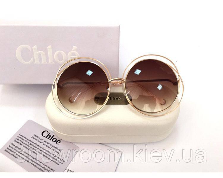 fef8b5242691 Солнцезащитные очки Chloe (черная оправа): продажа, цена в Киеве ...