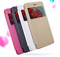 Кожаный чехол Nillkin Sparkle для Nokia 6 (4 цвета)