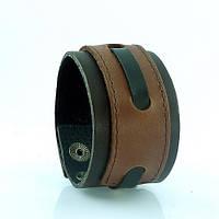Браслет кожаный Scappa G-52