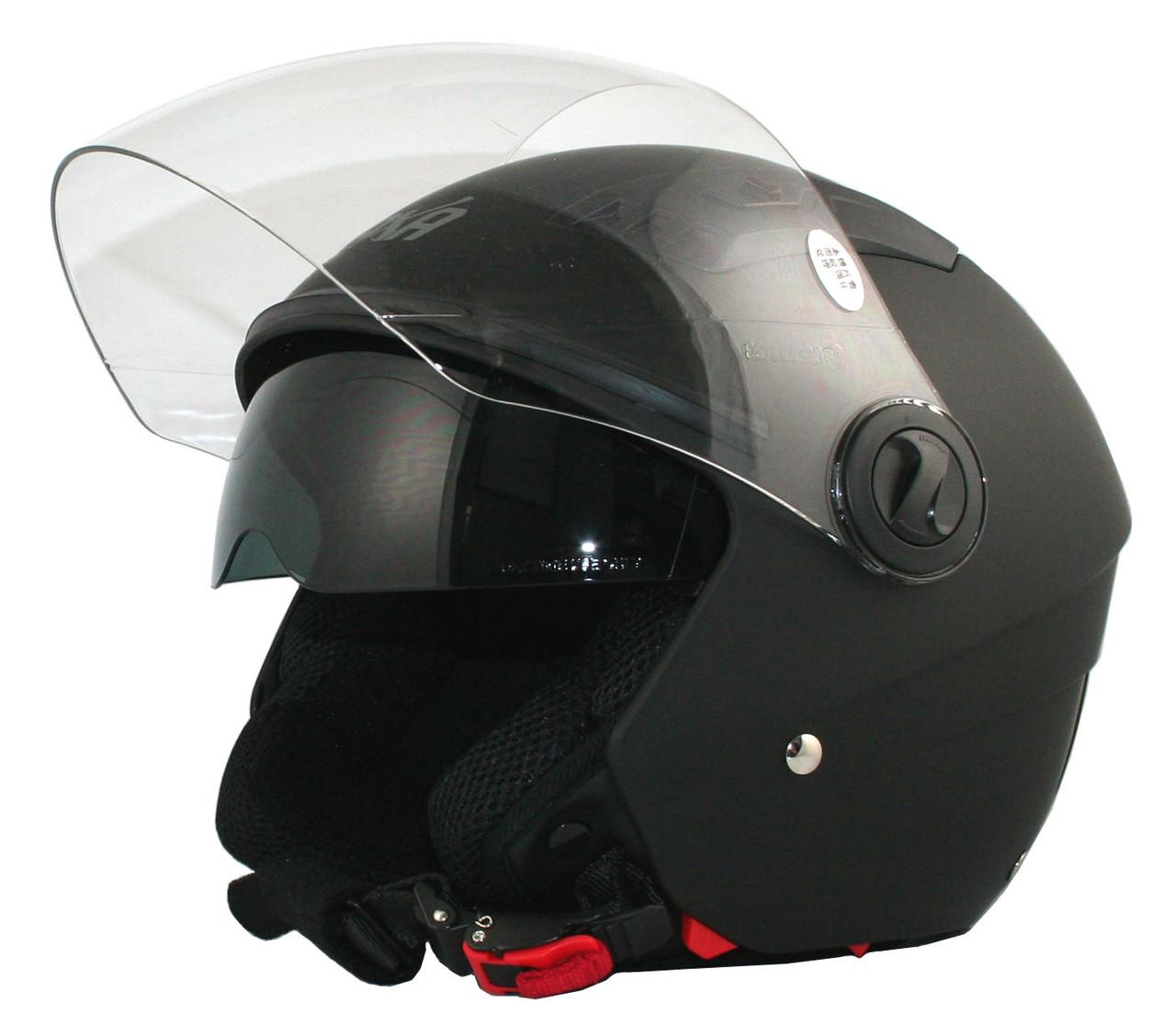 Мотоциклетный шлем NAXA S16B r.M + BLENDA