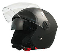 Мотоциклетный шлем NAXA S16B r.M + BLENDA, фото 1