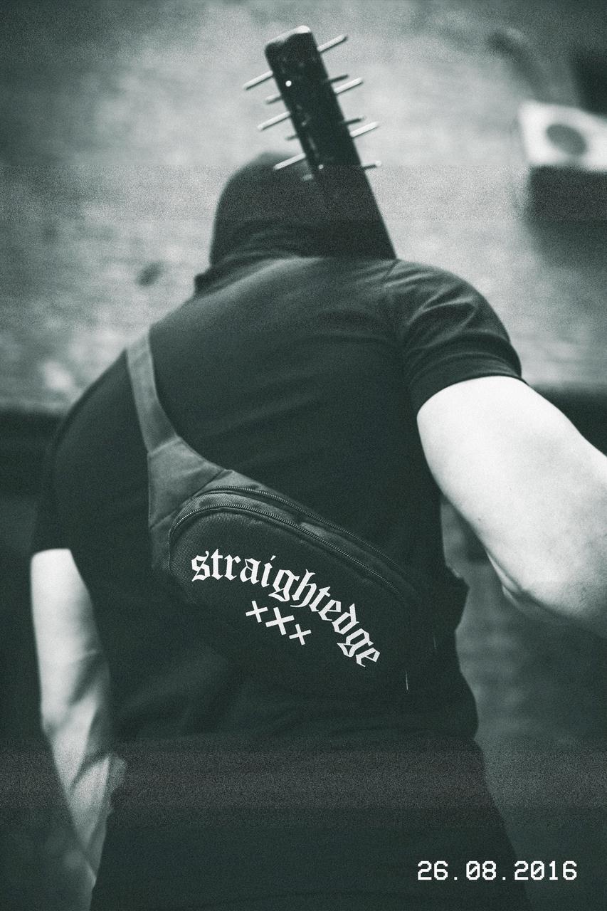 Поясная сумка STRIKE! - Straightedge