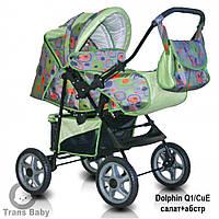 Детская коляска-трансформер Dolphin Trans Baby