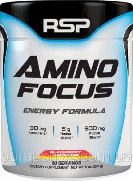 Аминокислоты+энергия RSP Nutrition AminoFocus 30 порц.