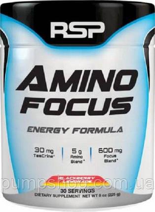 Аминокислоты+энергия RSP Nutrition AminoFocus 30 порц., фото 2