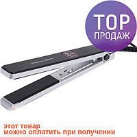 Выпрямитель для волос Saturn ST-HC0320 Black / прибор для ухода за волосами